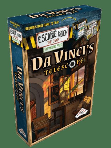 Escape Room the Game - Da Vinci's Telescope