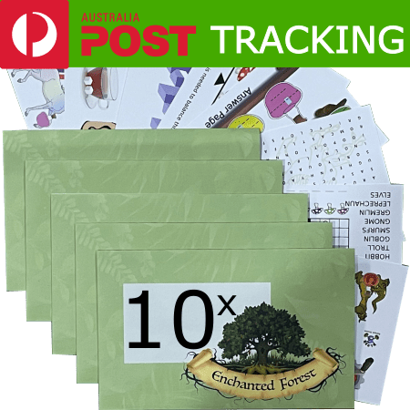 Enchanted Forest 10-Pack