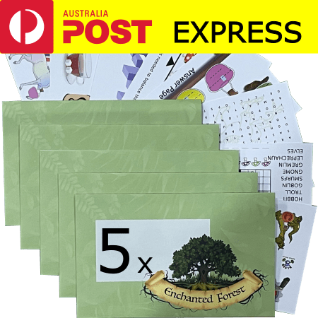 Enchanted Forest 5-Pack Express