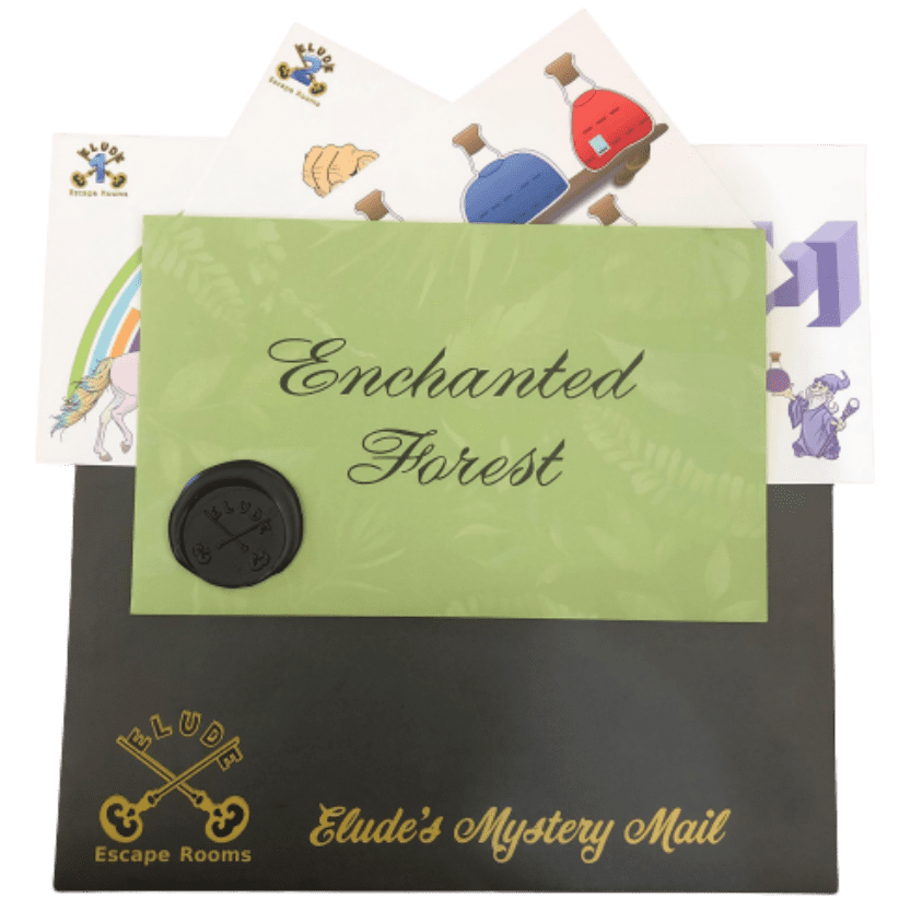 Mystery Mail Enchanted forest