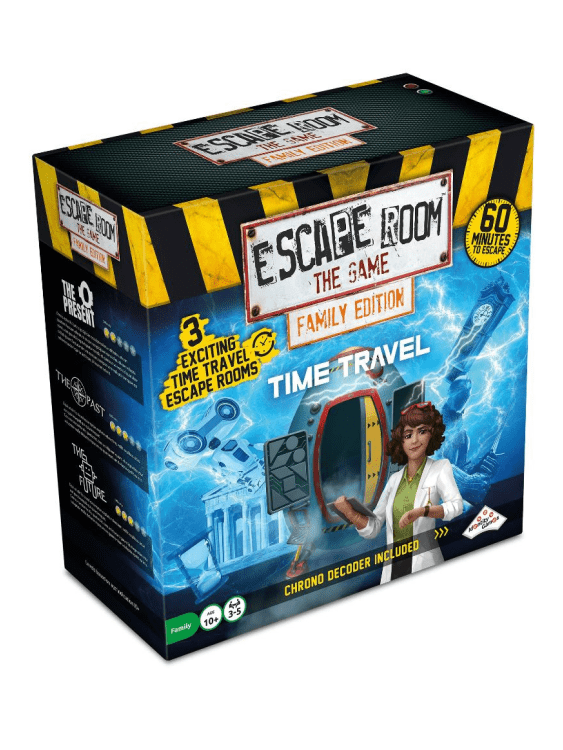 Escape Room the Game - Family Time Travel