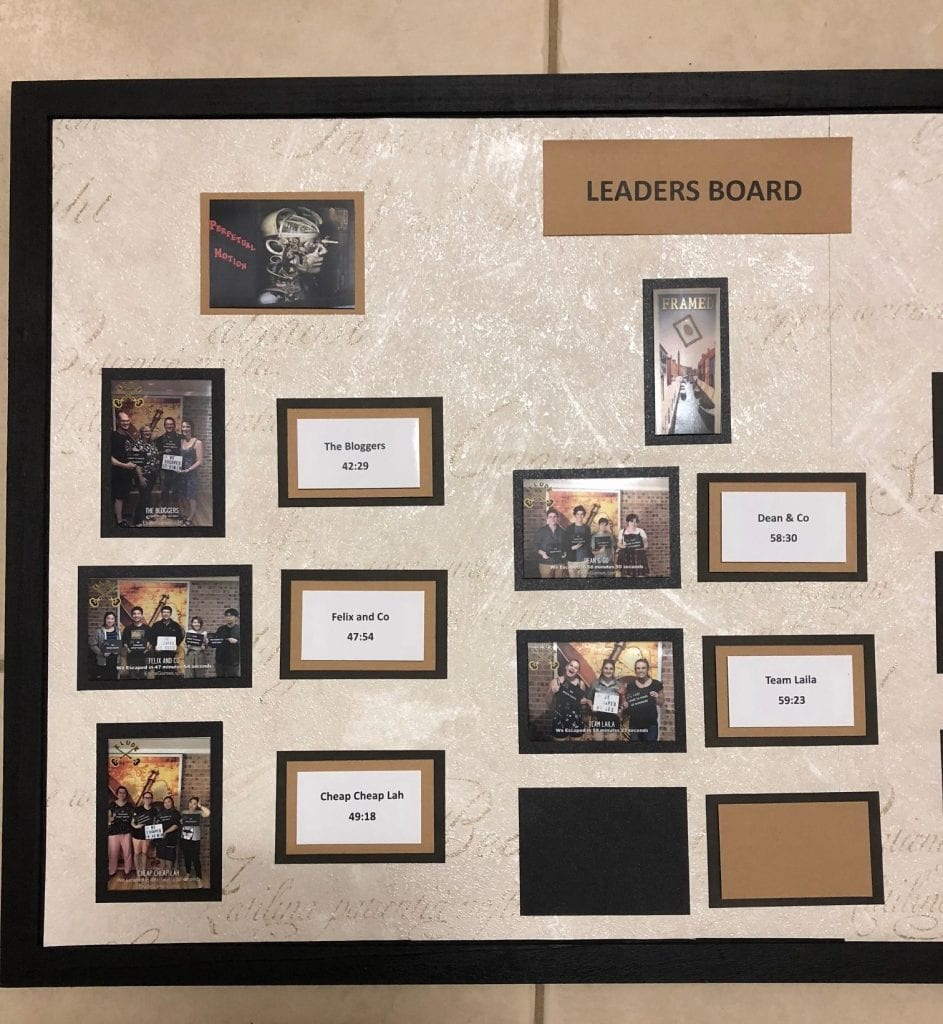 Stats and Leaders