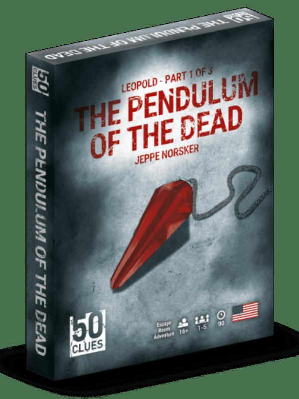 50 Clues - The Pendulum of the Dead