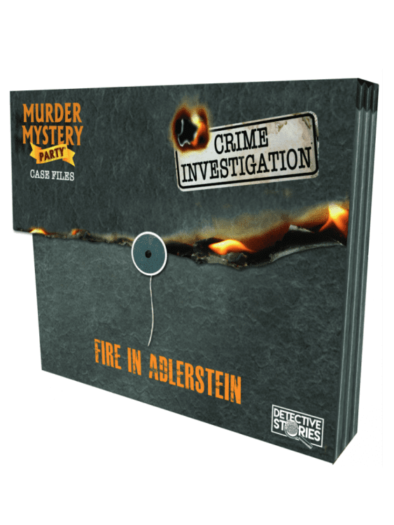 Murder Mystery Party - Fire in Adlerstein