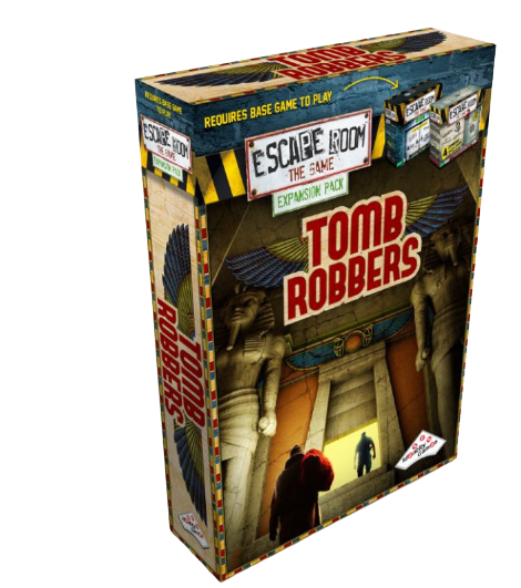 Escape Room the Game - Tomb Robbers