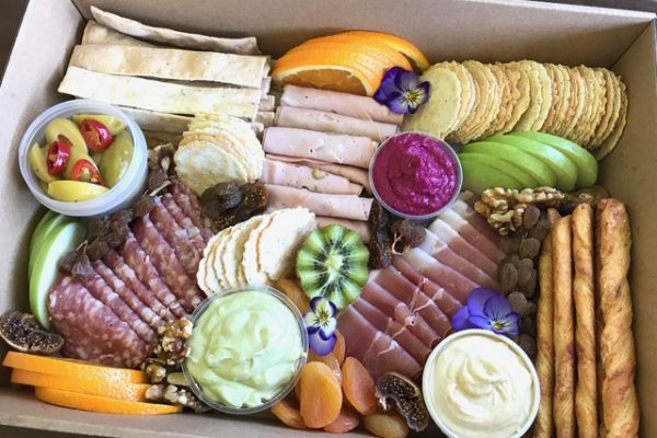 Party Food box 4